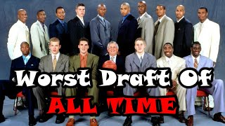 Download Meet The 2000 NBA Draft Class: The WORST Draft In NBA History! Video
