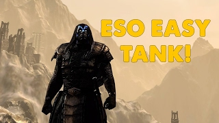 Download ESO - EASY Tank Build - For new AND experienced PVE players Video