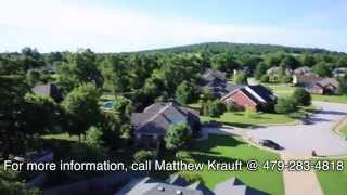 Download 4817 Compton Place Springdale Arkansas Video