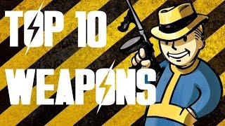 Download Fallout New Vegas - Top 10 Weapons Video