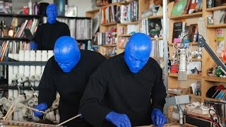 Download Blue Man Group: NPR Music Tiny Desk Concert Video