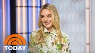 Download Jessica Rothe: 'Happy Death Day' Is 'Groundhog Day' Meets 'Scream' | TODAY Video