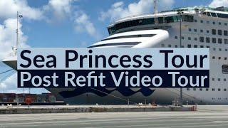 Download Sea Princess Full Tour - First Look Following Major 2017 Refurbishment Video
