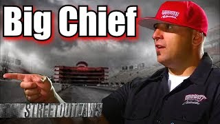 Download Street Outlaws Big Chief drag racing at Outlaw Armageddon 3 Video