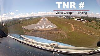 Download Landing at Antananarivo, Ivato (TNR) Madagascar - Cockpit View Video