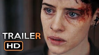 Download THE GIRL IN THE SPIDER'S WEB Official Trailer 2 (2018) Claire Foy Thriller Movie HD Video