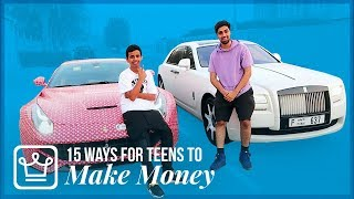 Download 15 Ways Teenagers Can Make Money Video