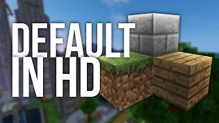 Download BitBetter Than Default Texture Pack for Minecraft Video