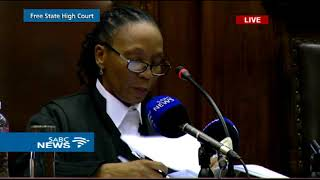Download Court delivers judgement in ANC vs ANC Free State Video