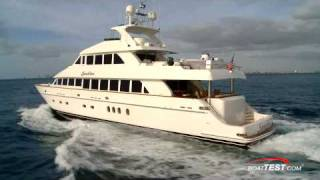 Download Hargrave Custom Yachts 120 - Interior (HQ) - By BoatTEST Video