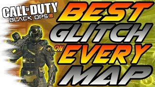Download The BEST UNPATCHED Glitch on EVERY Map! - DLC and Base Map Glitches (Black Ops 3 Spots) Video