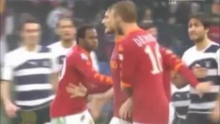 Download Totti irritando a Lazio Video