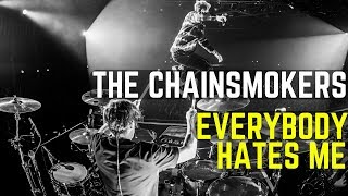 Download The Chainsmokers - Everybody Hates Me | Matt McGuire Drum Cover Video