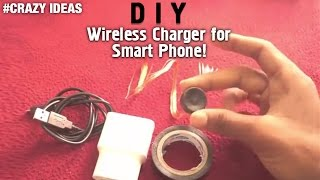 Download Best Android Hacks | How to Make Wireless Charger For Your Smart Phone | Crazy Ideas Video