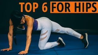 Download The BEST Stretches to OPEN up TIGHT HIPS (Improve HIP Mobility) Video