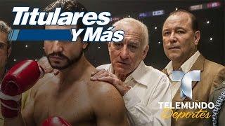 Download Roberto Durán habló de ″Hands of Stone″ la película   Titulares y Más   Telemundo Deportes Video