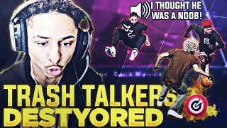 Download I Pretended To Be A Noob In Park , Then DESTROYED TRASH TALKERS In NBA 2K19 Video