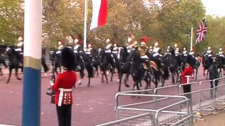 Download London Ceremonial for Republic of Singapore State Visit - October 2014 Video