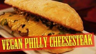 Download Philly Cheesesteak Recipe | Vegan | The Vegan Zombie Video