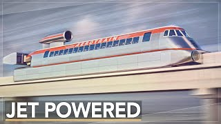 Download The Problem With Fast Trains: What Happened to Hovertrains? Video