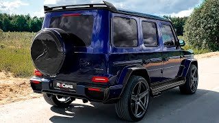 Download Mercedes-AMG G 63 (2019) - High-Performance G-Class from TopCar Video
