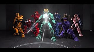 Download Red vs Blue Tribute: How Far We've Come Video