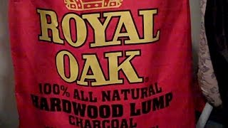 Download Redo Review of The Royal Oak Lump Charcoal Video