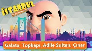 Download İstanbul Muhafızları - Galata, Topkapı, Adile Sultan, Çınar Video