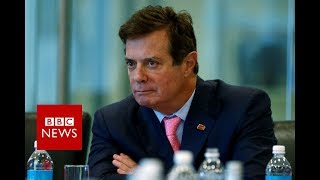 Download Paul Manafort charged with US tax fraud over Ukraine work - BBC News Video