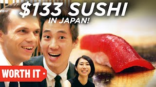 Download $1 Sushi Vs. $133 Sushi • Japan Video