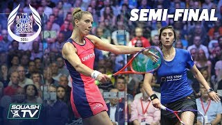 Download Squash: Allam British Open 2018 - Women's SF Roundup Video