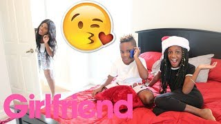 Download DJ HAS A GIRLFRIEND PRANK ON MOM AND DAD Video