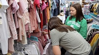 Download Shopping Spree at Plato's Closet | Learning How to Shop On a BUDGET Video