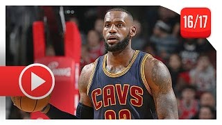 Download LeBron James Full Highlights vs Bulls (2016.12.02) - 27 Pts, 13 Ast, Cavs Feed Video