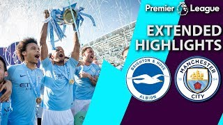 Download Brighton v. Man City | PREMIER LEAGUE EXTENDED HIGHLIGHTS | 5/12/19 | NBC Sports Video