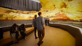 Download Lascaux : Visite du Centre International Video