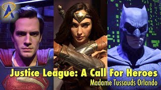 Download Justice League: A Call For Heroes walkthrough at Madame Tussauds Orlando Video