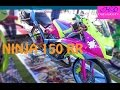 Download Modifikasi KAWASAKI NINJA 150RR street racing Video
