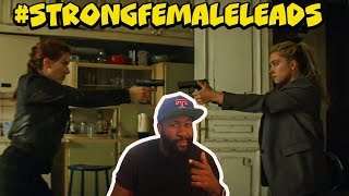 Download Black Widow Teaser Trailer Reaction: Hashtag StRoNg FeMaLe LeAdS Video