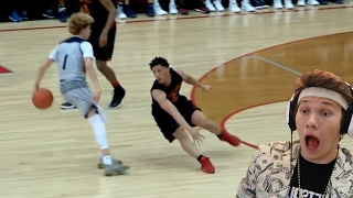 Download HIGH SCHOOL BASKETBALL GAME OF THE YEAR! #1 CHINO HILLS VS OAK HILL ACADEMY! LAMELO GOES OFF Video