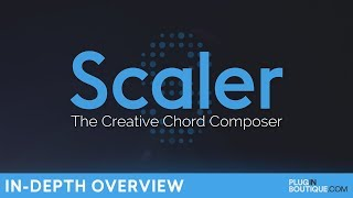 Download Plugin Boutique Scaler | Features, Presets & Overview | The Creative Chord Composer Video