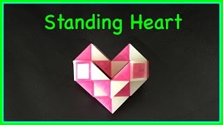 Download Smiggle Snake Puzzle or Rubik's Twist Tutorial: How to Make a Standing Heart Shape Step by Step Video