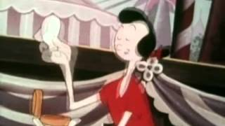 Download POPEYE The Crystal Brawl COLOR Video