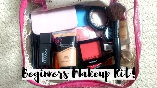 Download COMPLETE BEGINNERS MAKEUP KIT Under Rs. 250 | Anindita Chakravarty Video