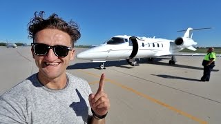 Download MY OWN LEAR JET!! Video