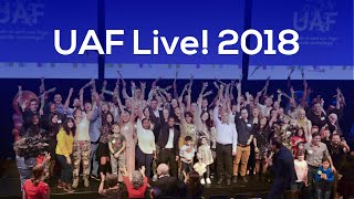 Download UAF Live! 2018 aftermovie Video