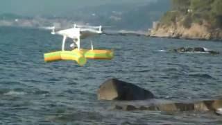 Download Phantom 4 Water Landing FAQ Video