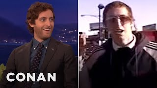 Download Thomas Middleditch's Viral McDonald's Video - CONAN on TBS Video