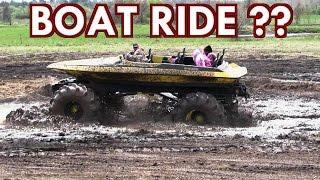 Download Mud Duck Boat Mudding At Carsonville Tribute 2017 Mud Bog Video