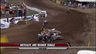 Download 2011 AMA 450 Motocross Round 9 Unadilla In HD Video